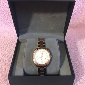 Authentic Fendi women's watch